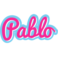 Pablo popstar logo