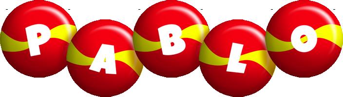 Pablo spain logo