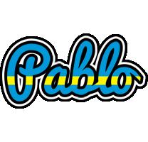 Pablo sweden logo