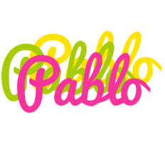 Pablo sweets logo