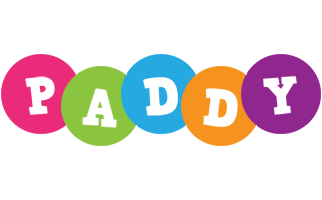 Paddy friends logo