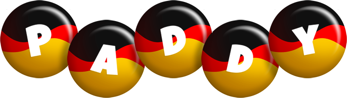 Paddy german logo