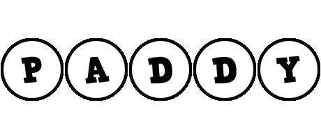 Paddy handy logo