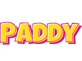 Paddy kaboom logo