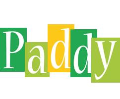 Paddy lemonade logo