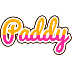 Paddy smoothie logo
