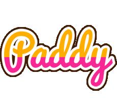 Paddy smoothie logo