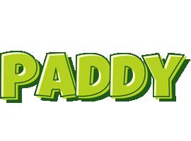 Paddy summer logo