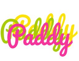 Paddy sweets logo