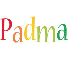 Padma birthday logo