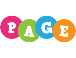 Page friends logo