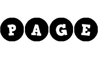 Page tools logo