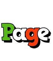 Page venezia logo