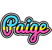 Paige circus logo