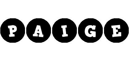 Paige tools logo