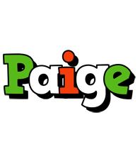 Paige venezia logo