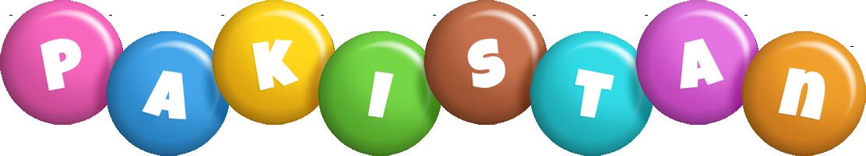 Pakistan candy logo
