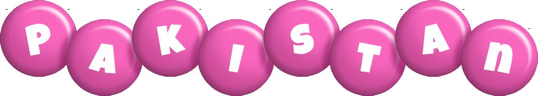 Pakistan candy-pink logo