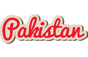 Pakistan chocolate logo
