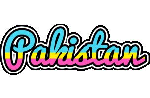 Pakistan circus logo