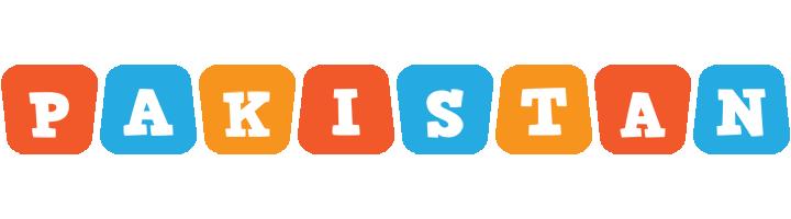 Pakistan comics logo
