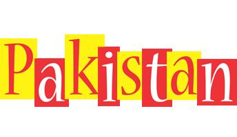 Pakistan errors logo