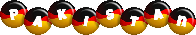 Pakistan german logo