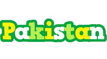 Pakistan soccer logo