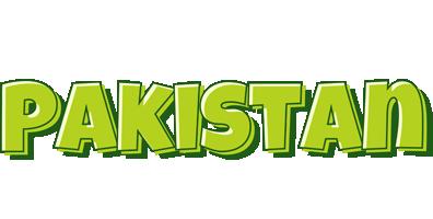 Pakistan summer logo