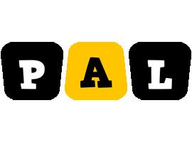 Pal boots logo