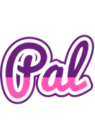Pal cheerful logo