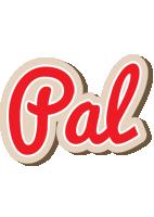 Pal chocolate logo