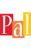 Pal colors logo