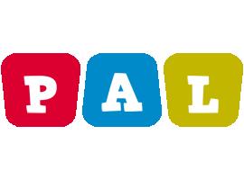 Pal daycare logo