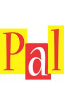 Pal errors logo