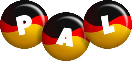 Pal german logo