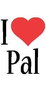 Pal i-love logo