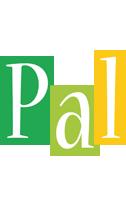 Pal lemonade logo