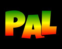Pal mango logo