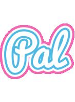 Pal outdoors logo