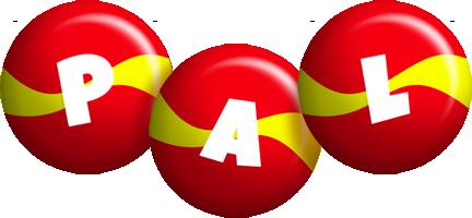 Pal spain logo