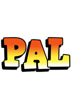 Pal sunset logo