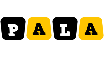 Pala boots logo