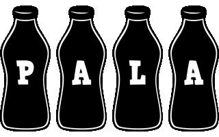 Pala bottle logo