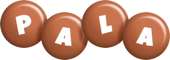 Pala candy-brown logo
