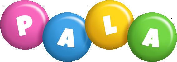 Pala candy logo
