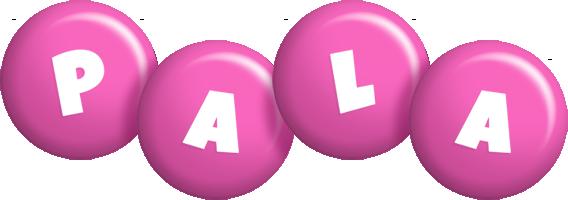 Pala candy-pink logo