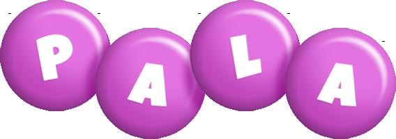 Pala candy-purple logo