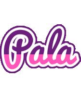 Pala cheerful logo