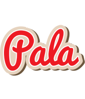 Pala chocolate logo